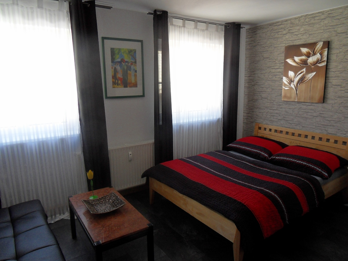 Small, fine apartment! city near!