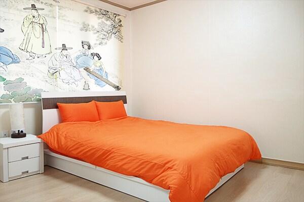 Itaewon Neat 3 bedrooms flat