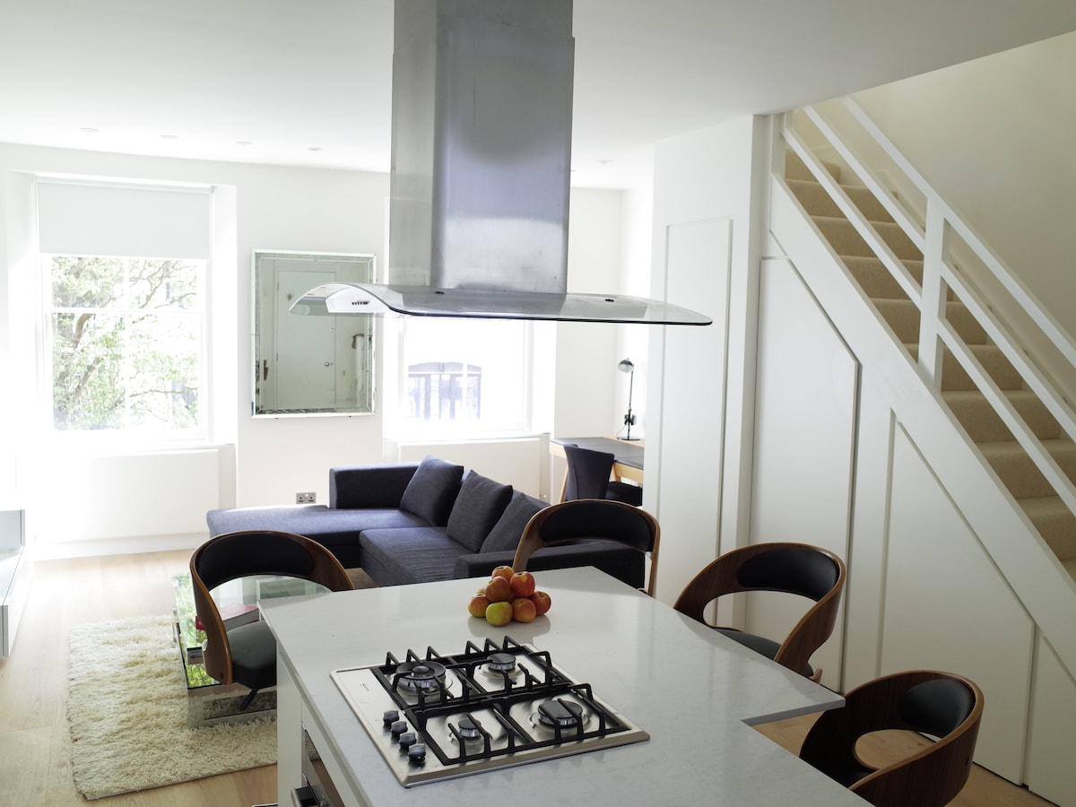 Spacious Central London 2 Bed