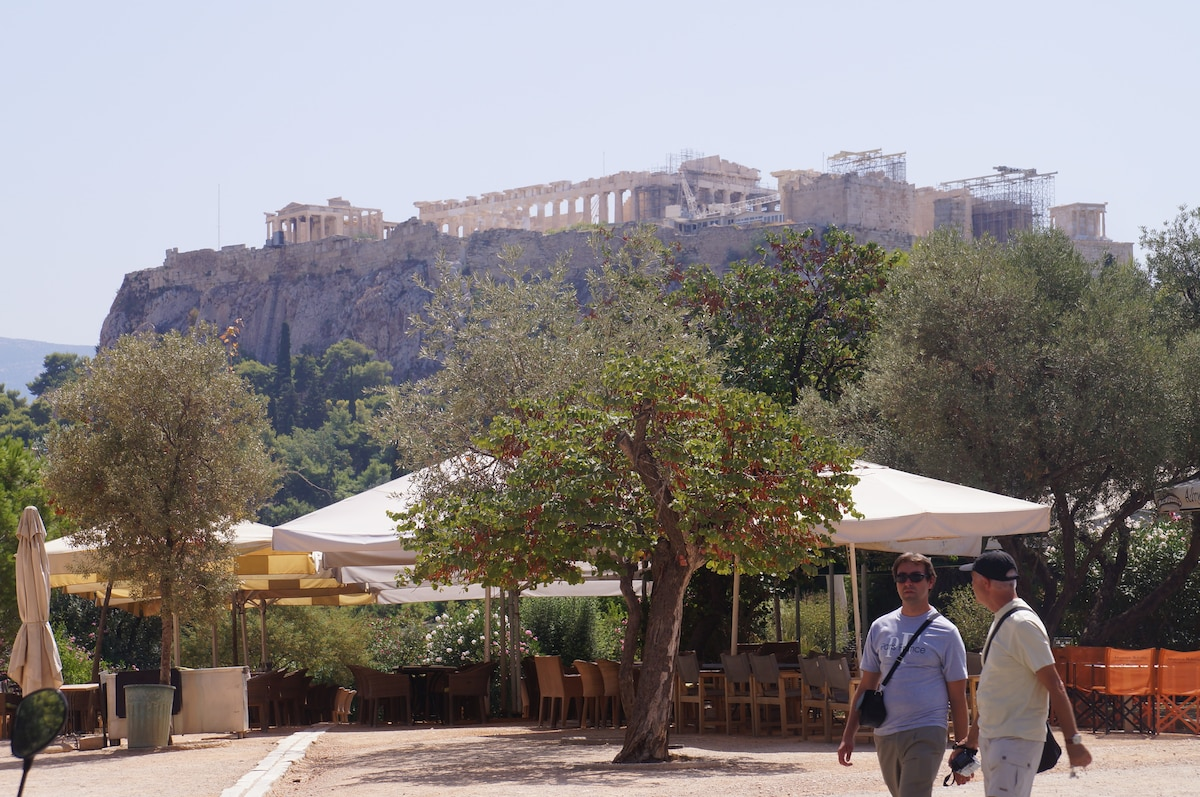 Perfect stay in central Athens