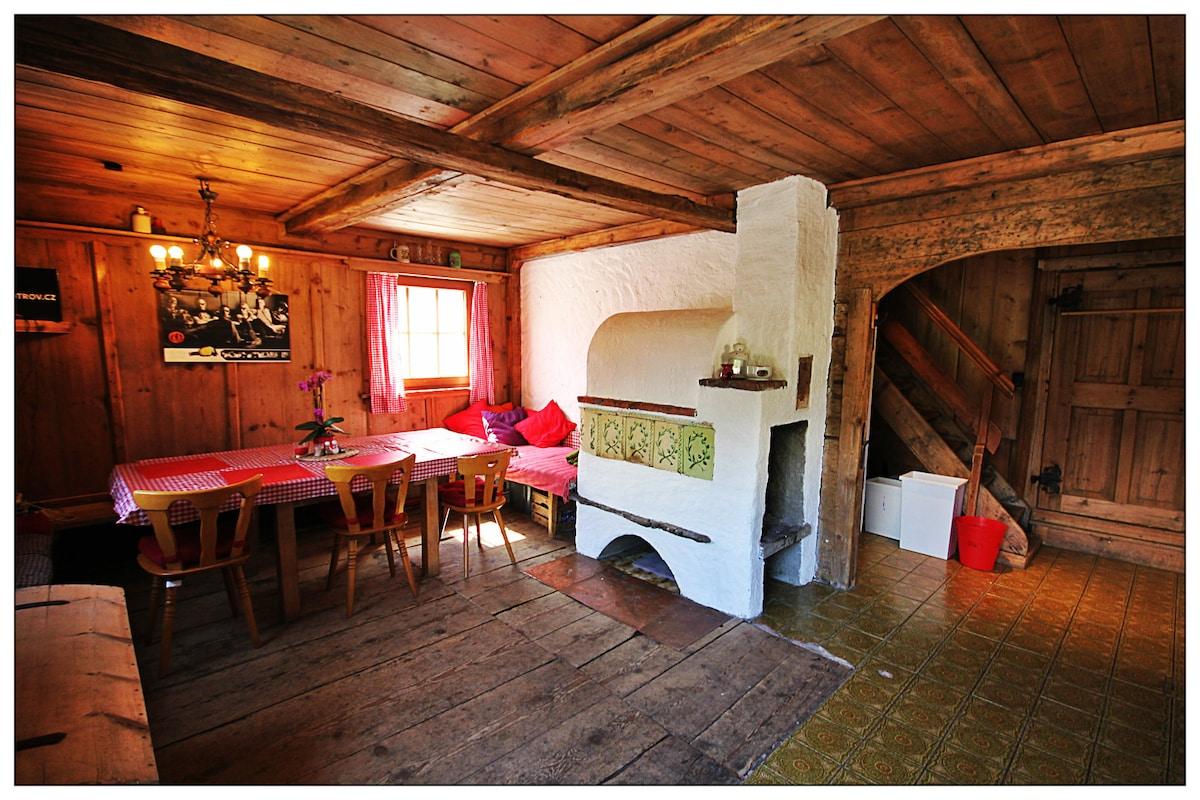 Cozy Tyrol chalet Gerlos