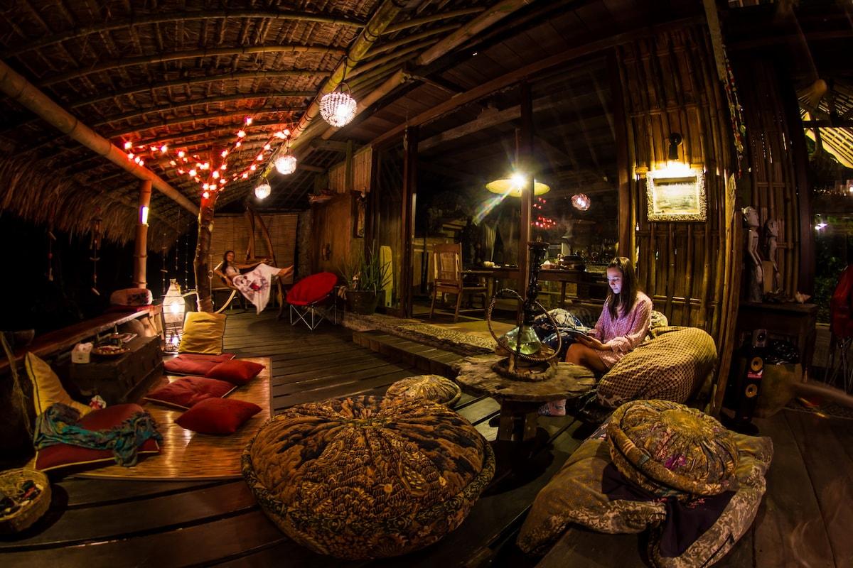 Natural Living Villa Ubud Bali