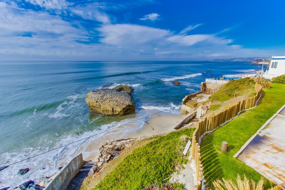 Airbnb Beach Cliff Villas San Diego