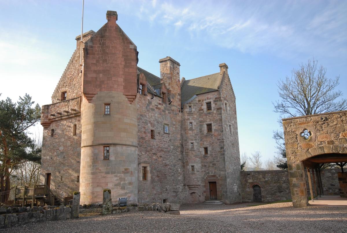 Dairsie Castle (historic Scotland)
