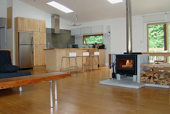 Modern Green Dwelling