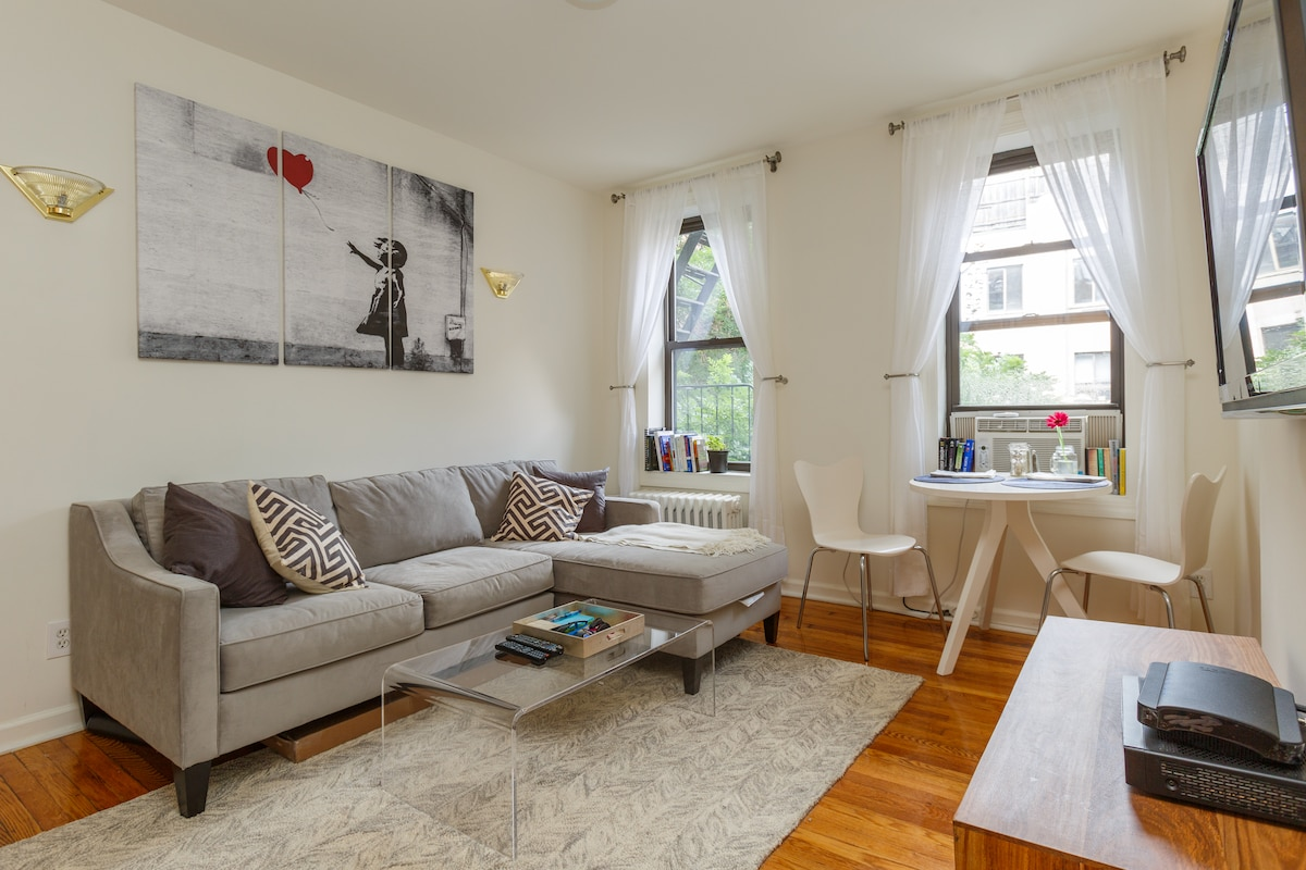 Beautiful 1BD in Chelsea w/ a View