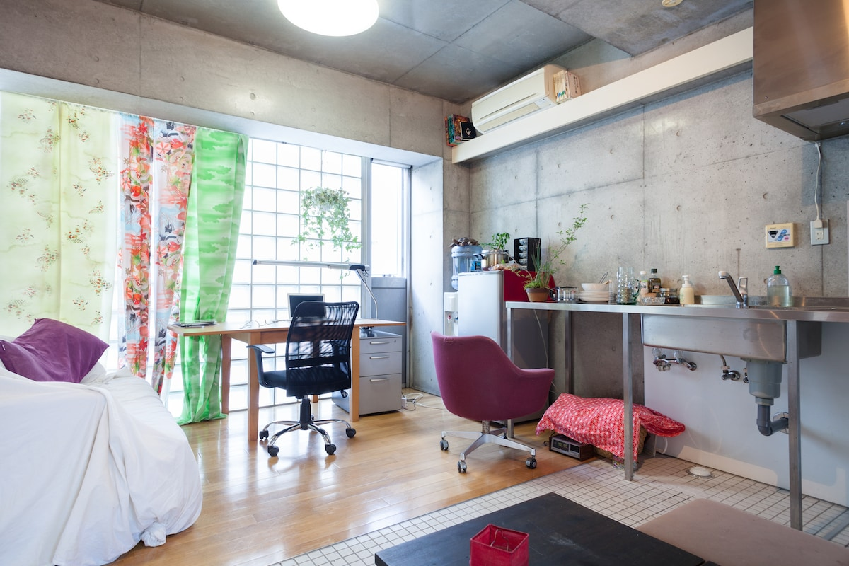 Designers Apt. 5mins from Ikebukuro