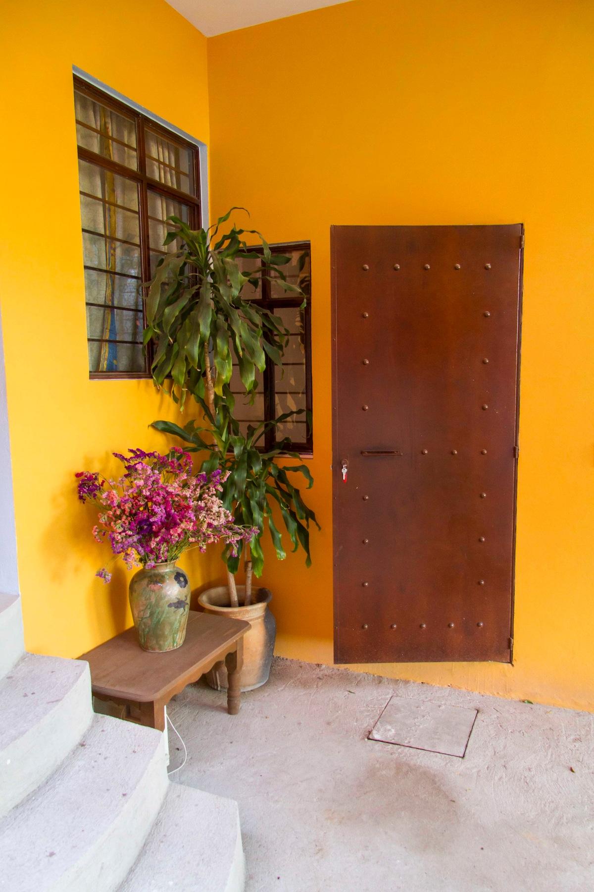 """Casa""""Los Soles Oaxaca"""" Sicaru Apt"""
