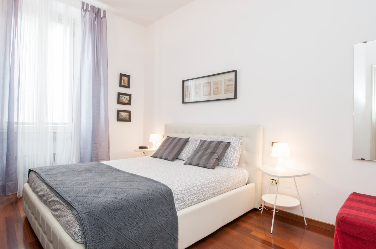 New! Cosy flat wonderful position!