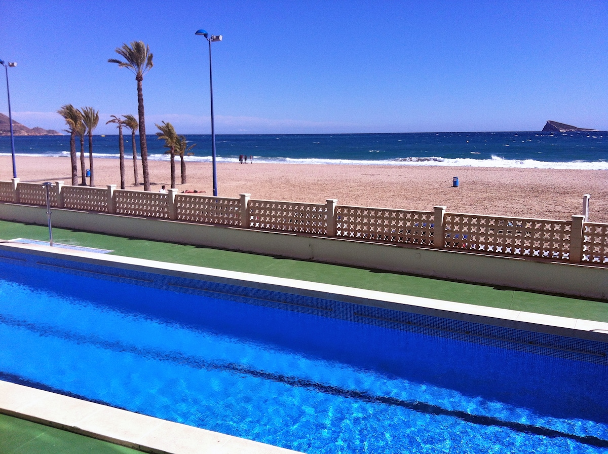 This is the best place to stay in Benidorm. I promise...