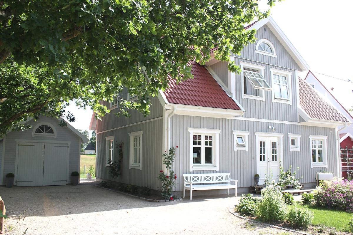 Schwedenhaus am Altmühlsee