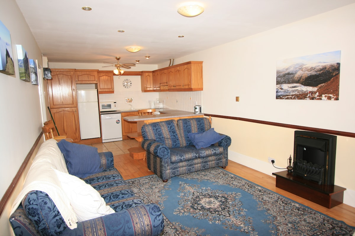 Garden Apartment Sleeps 6-Killarney