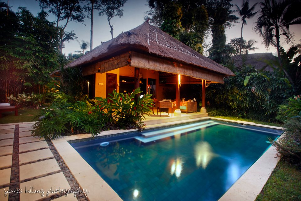 Eat Pray & LOVE our Bali home!