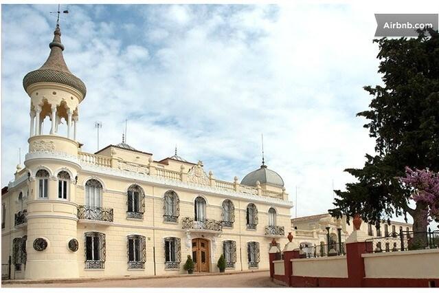 Finca Casa Nueva un palacio y viña