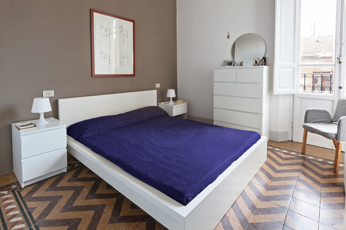 Double room in a quiet flat