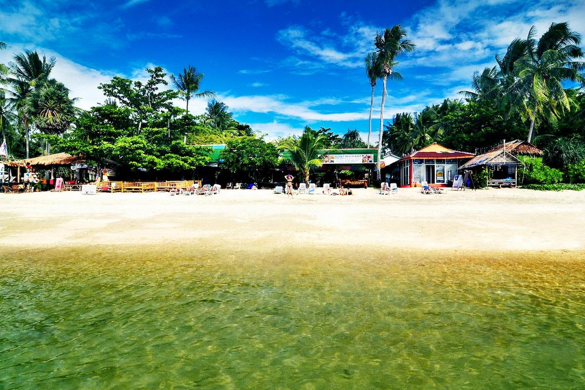 Tropical Garden View Bungalow