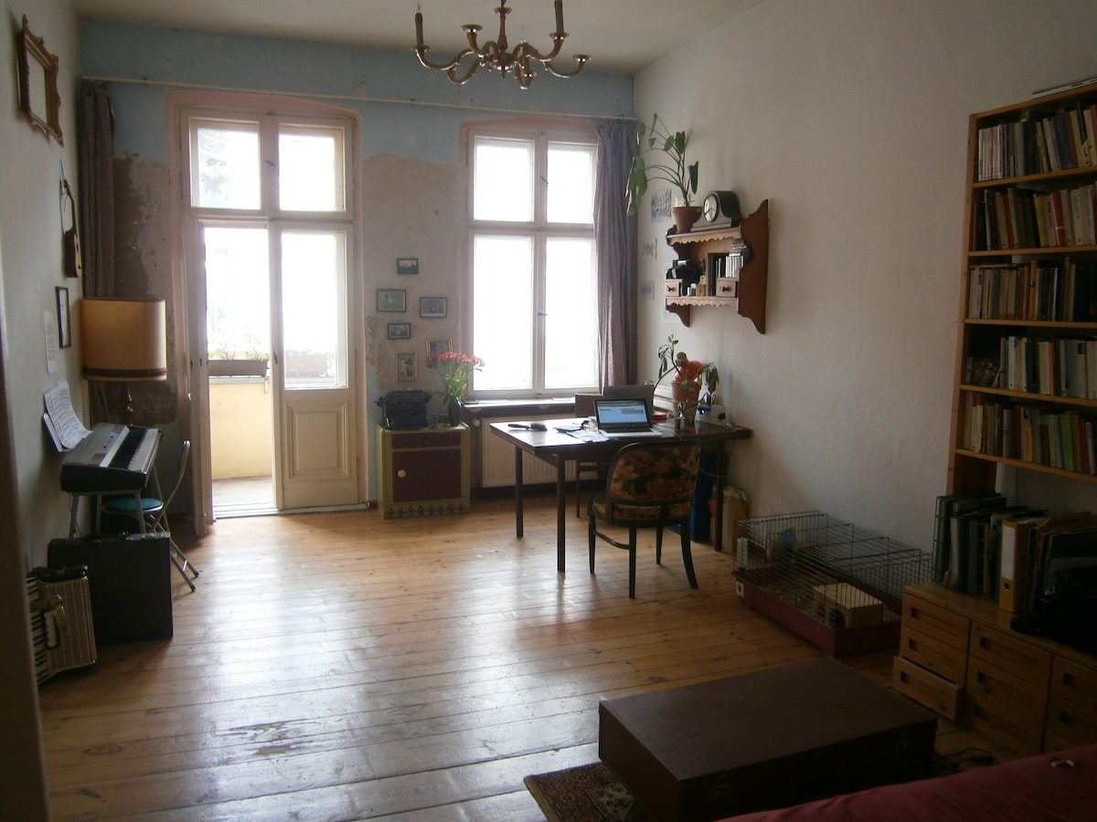 Cosy 2-room-apartment in Neukölln!