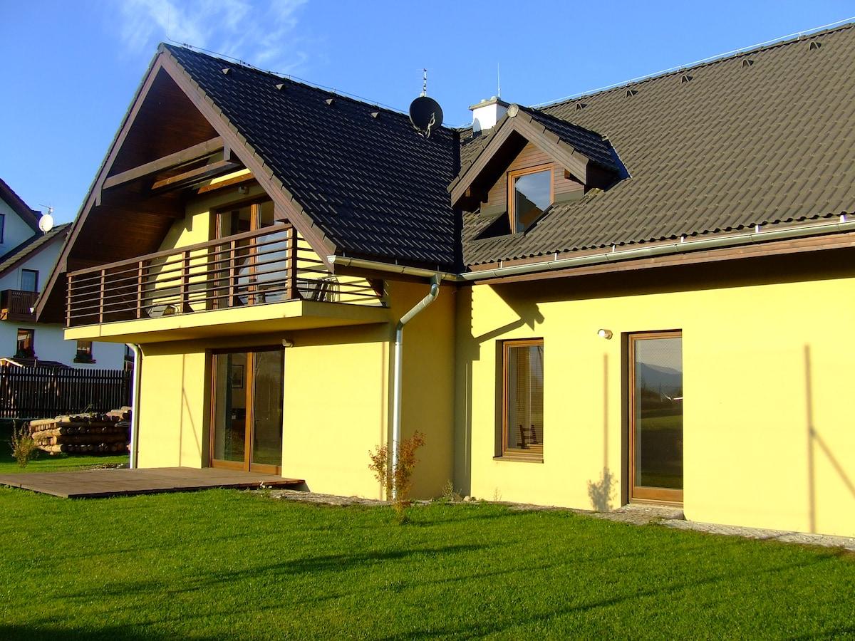 Motylov, holiday house