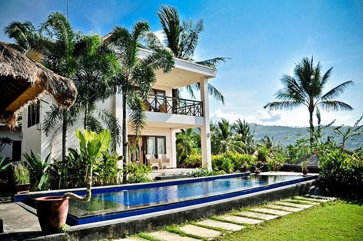 Serene Honeymoon Villa ( 2 Storey)