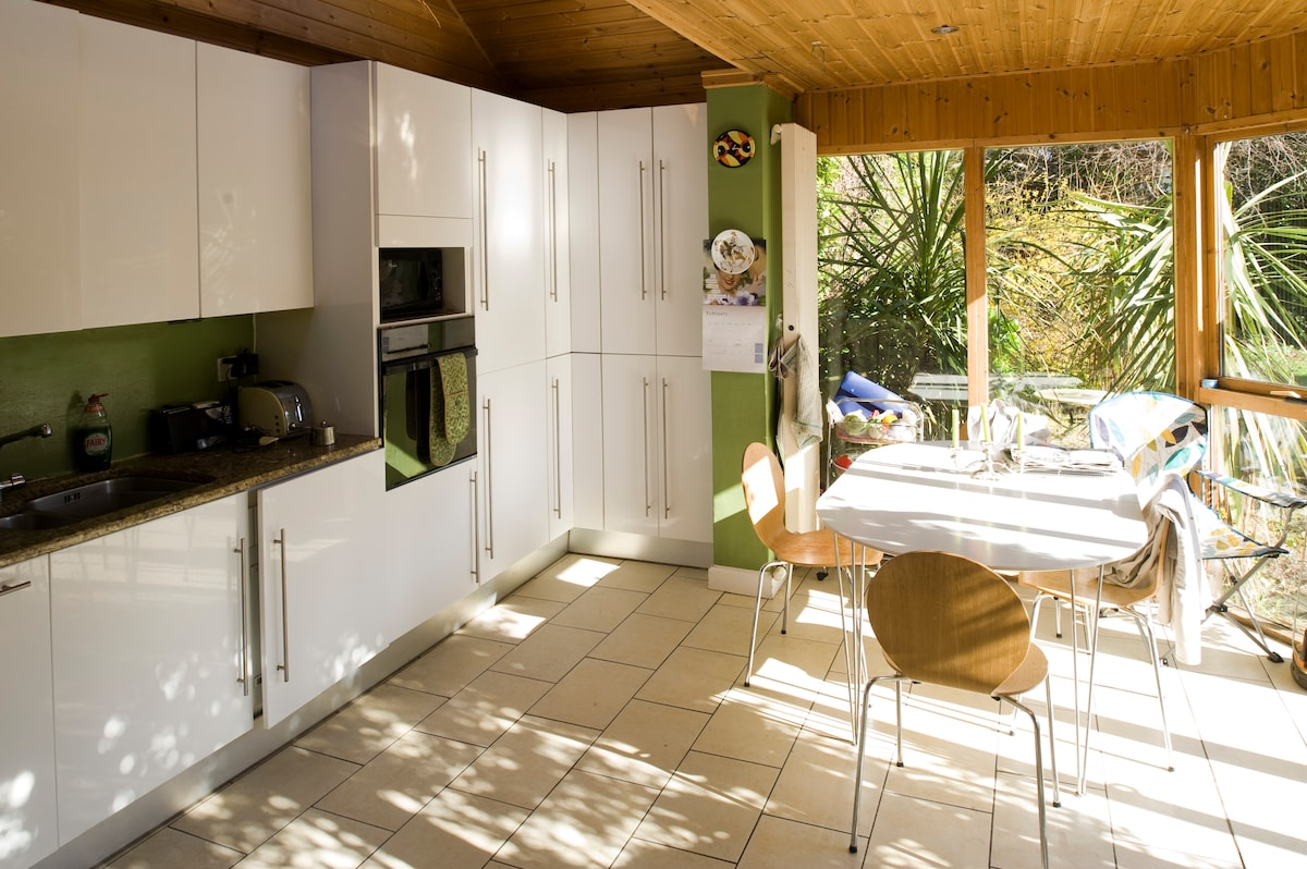 cosy comfortable Irish cottage