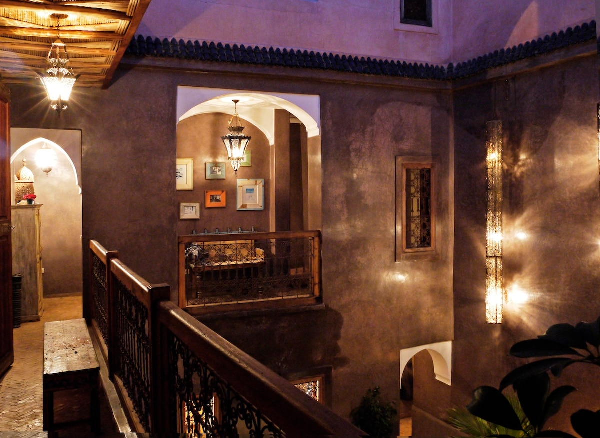 Luxury Riad in the old Medina