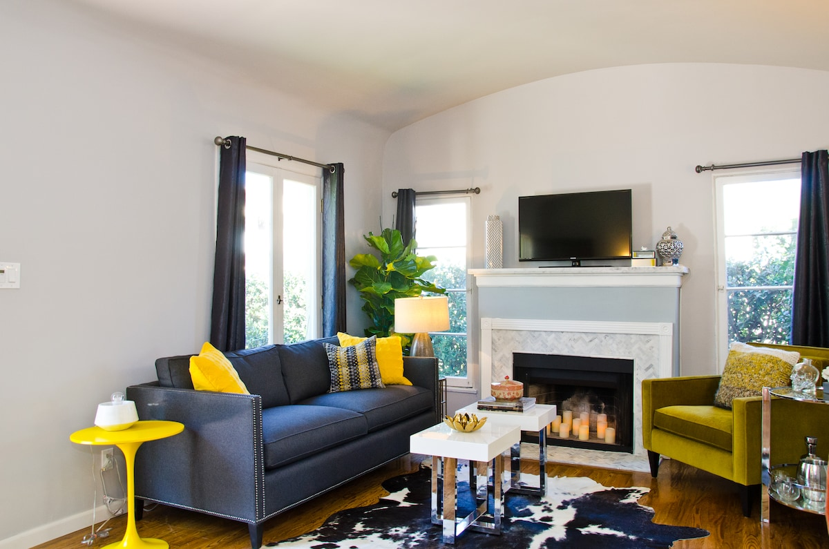 Gated 2 Bedroom WeHo Home