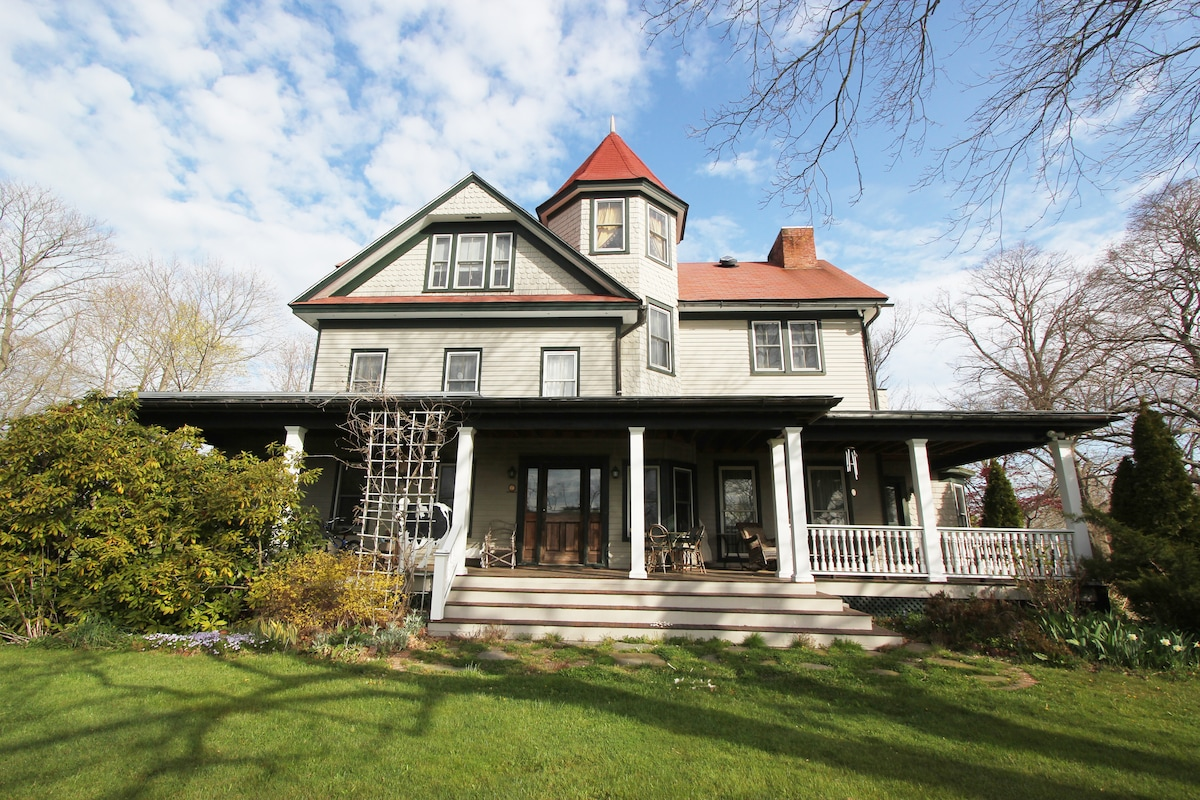 Historic Grand Victorian on Hill #3