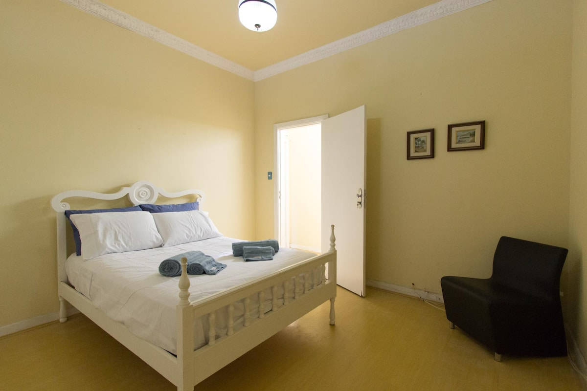 This will be your comfortable room