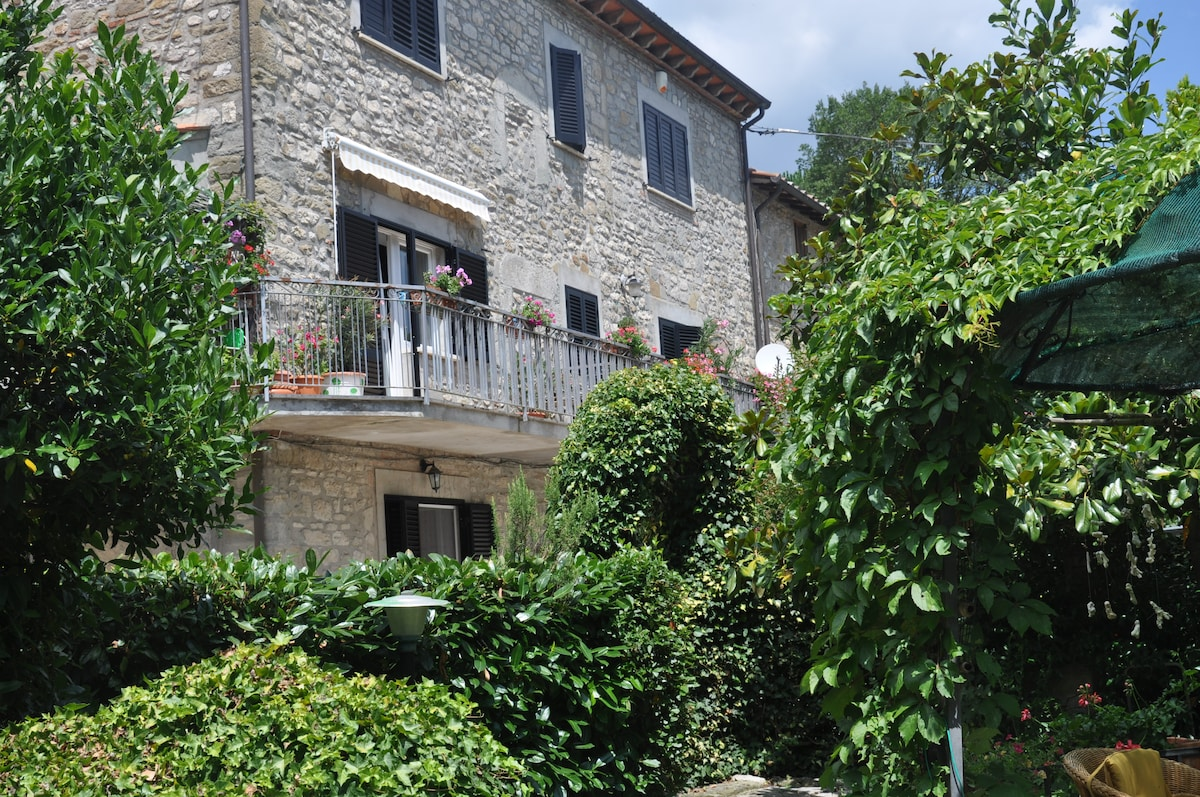 B&B in the Green Hills of Tuscany