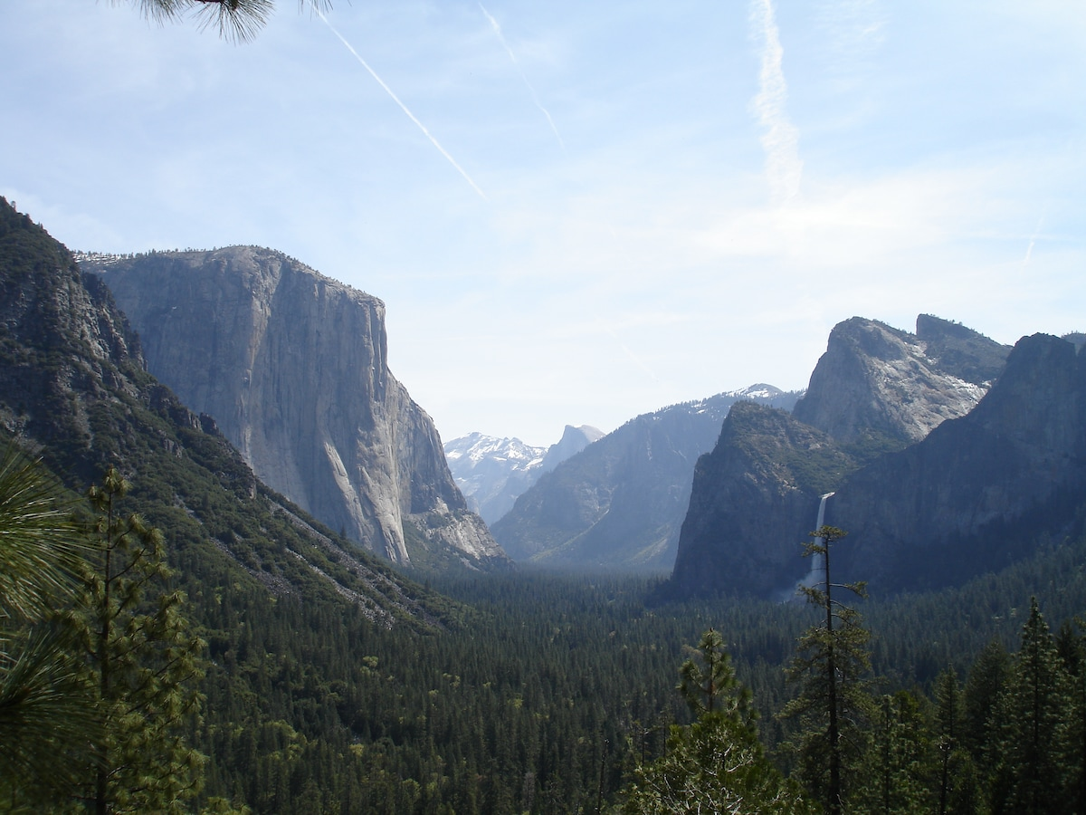 Yosemite private/ our Red Door