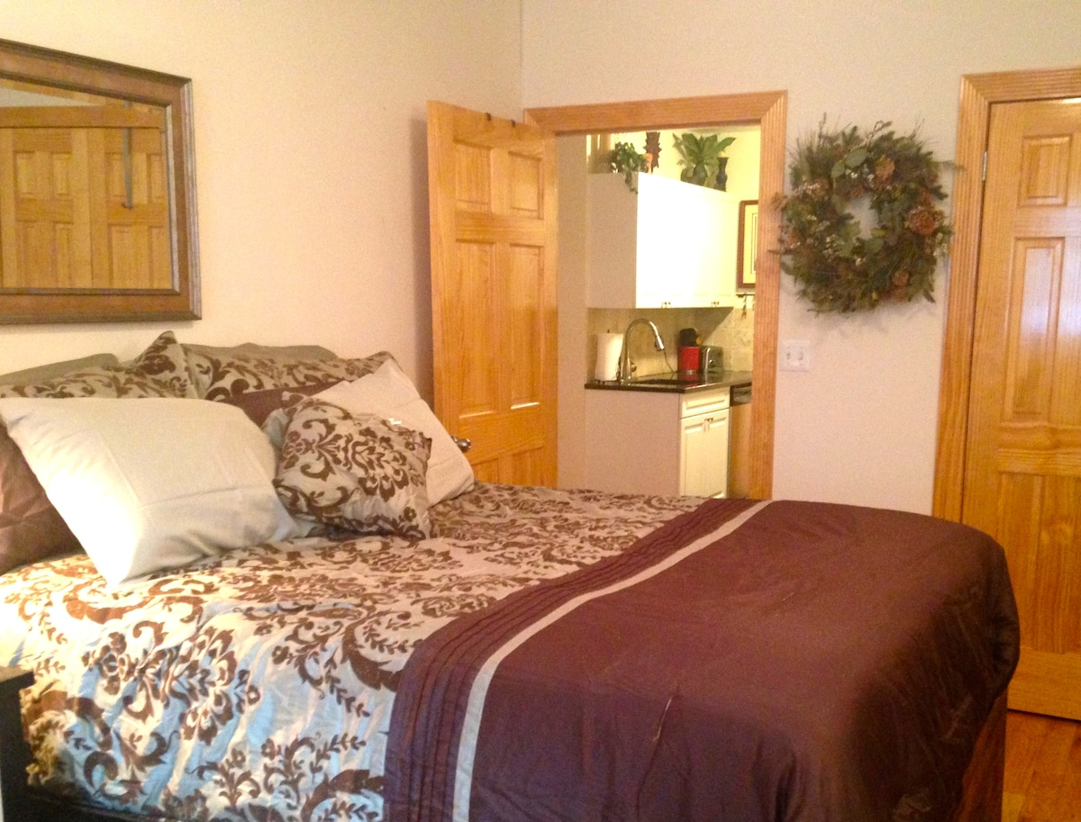 Large Private Master Bedroom Avail