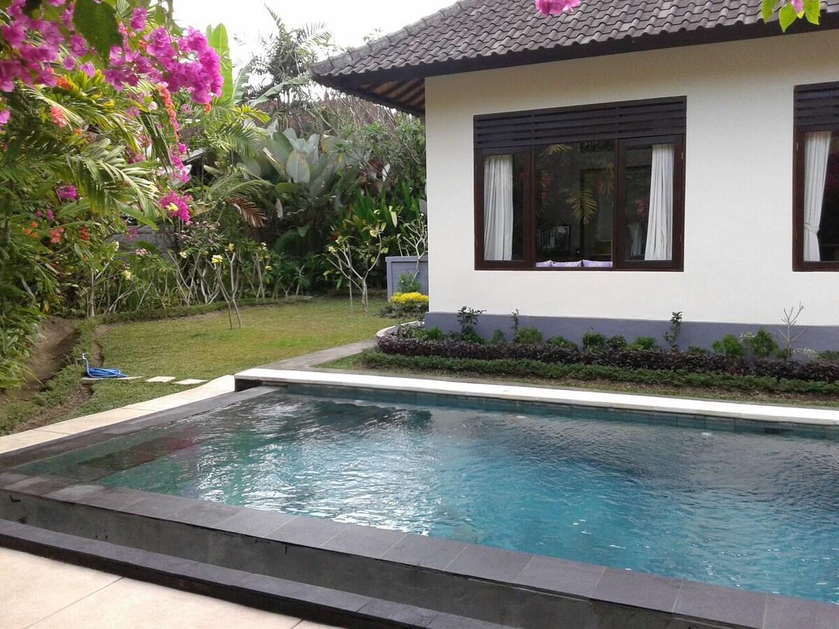 Sari Kembang villa.