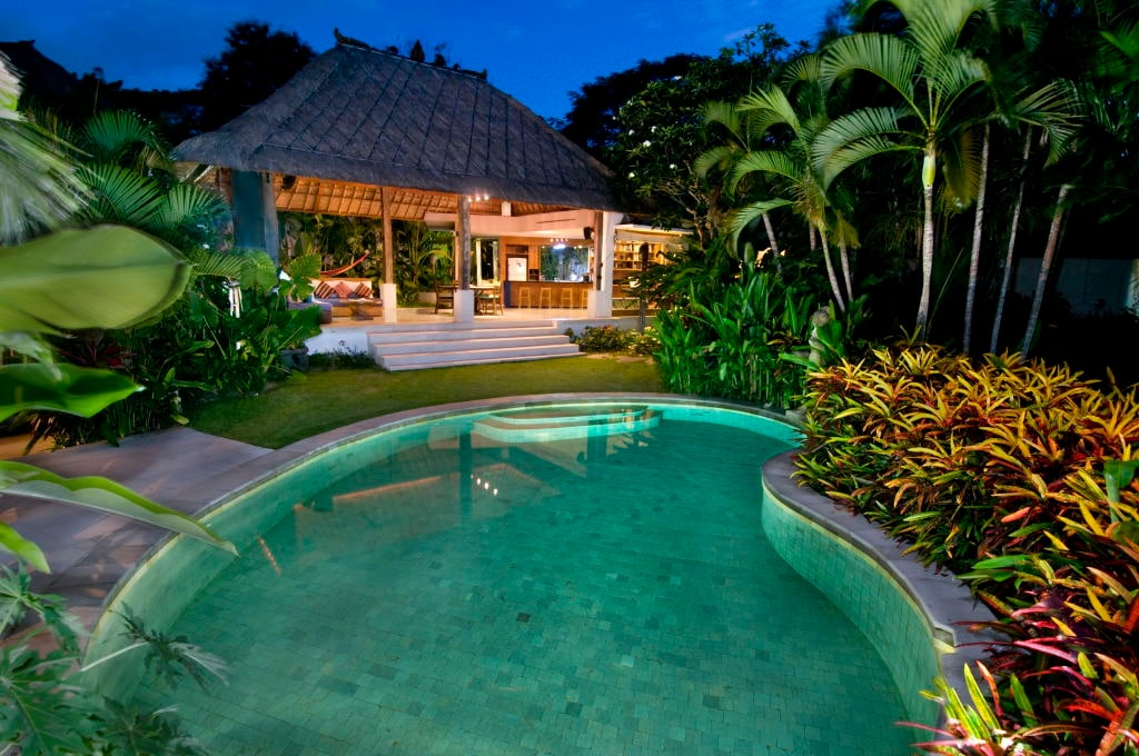 Ocean View Balinese 2 Bdr Eco-Villa
