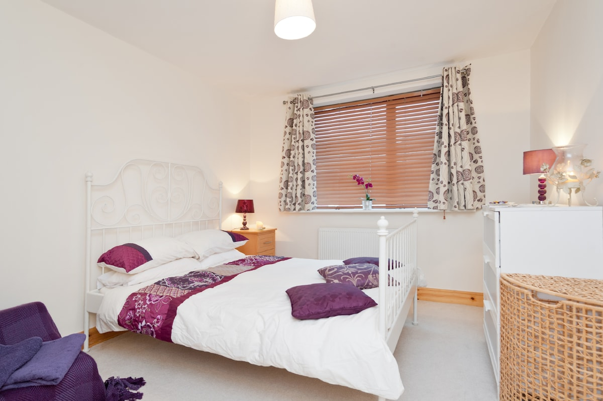 15 minutes from City Centre!