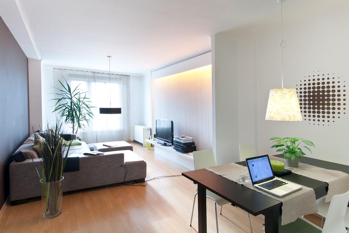 Greenview Design Apartment