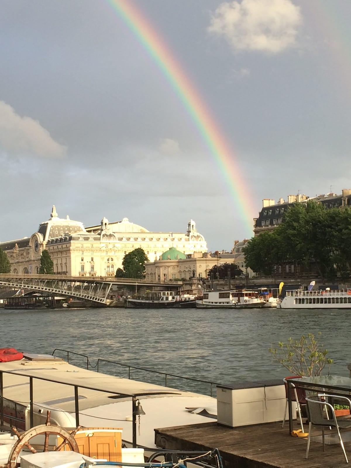 Studette Paris 7è - Bord de Seine