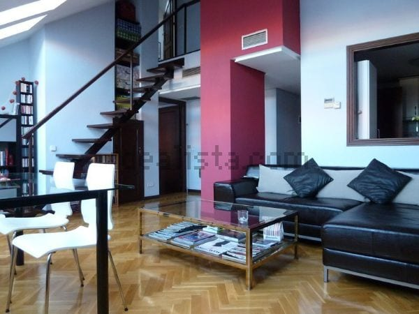 Suite Baño Privado Duplex Malasaña