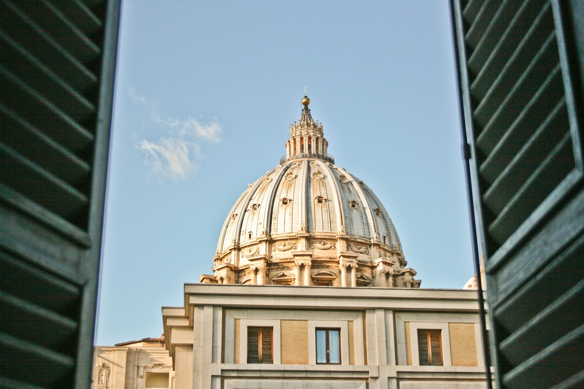 NEW! Vaticano S.Peter Amazing View