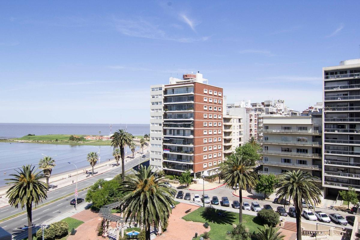 Apartamento/Loft - Rambla- Pocitos
