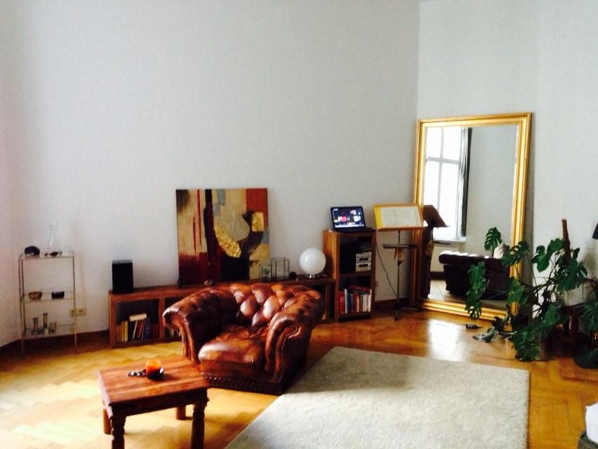 Quiet apartment, central location