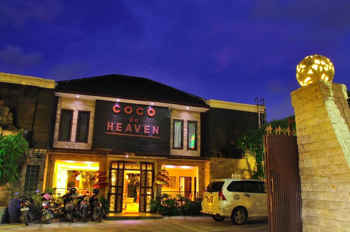 Coco de Heaven(Cozy budget hotel 1)