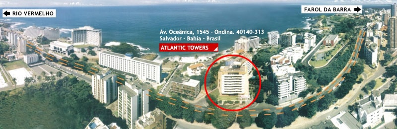 Atlantic Towers - Salvador/BA