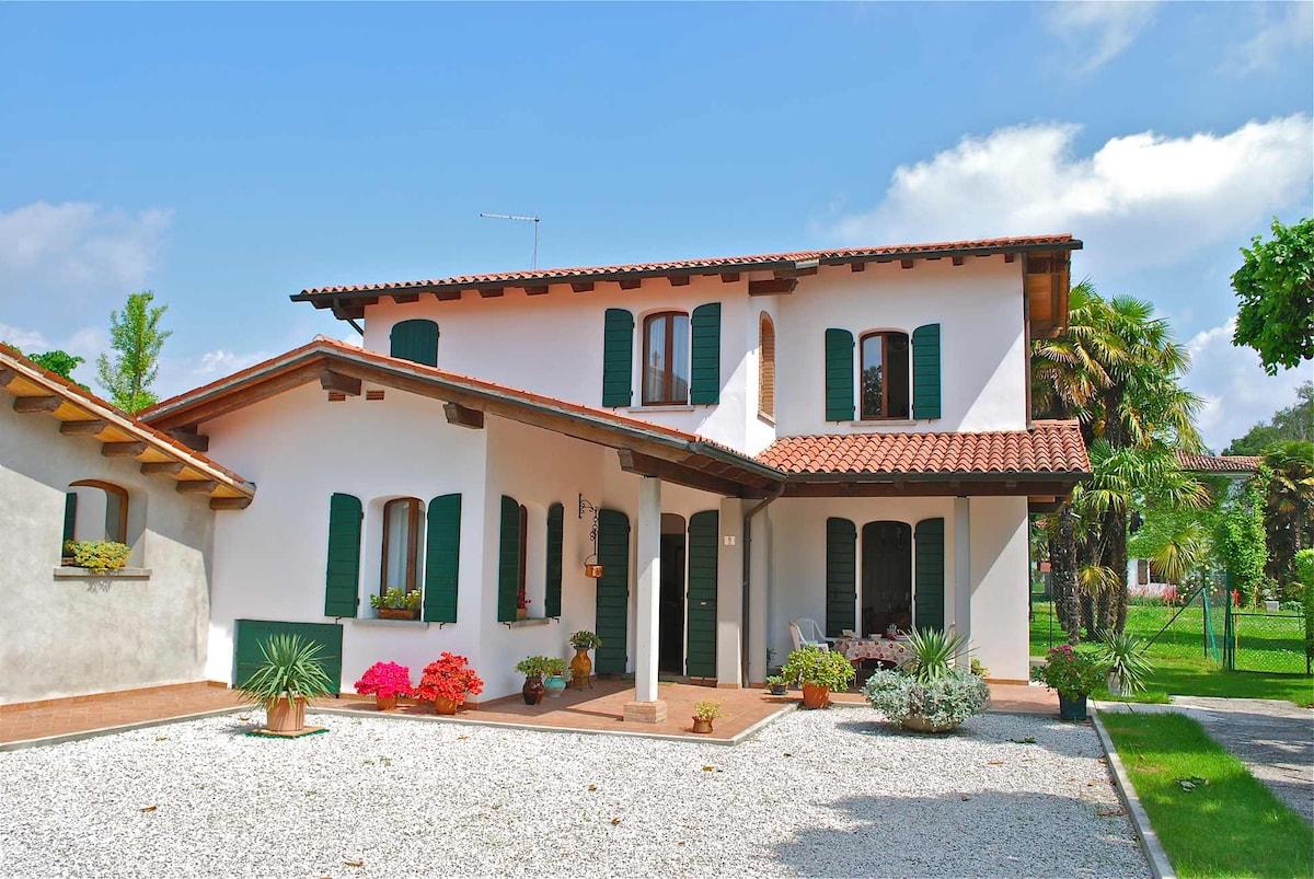 Villa Alma near Venice / Jesolo