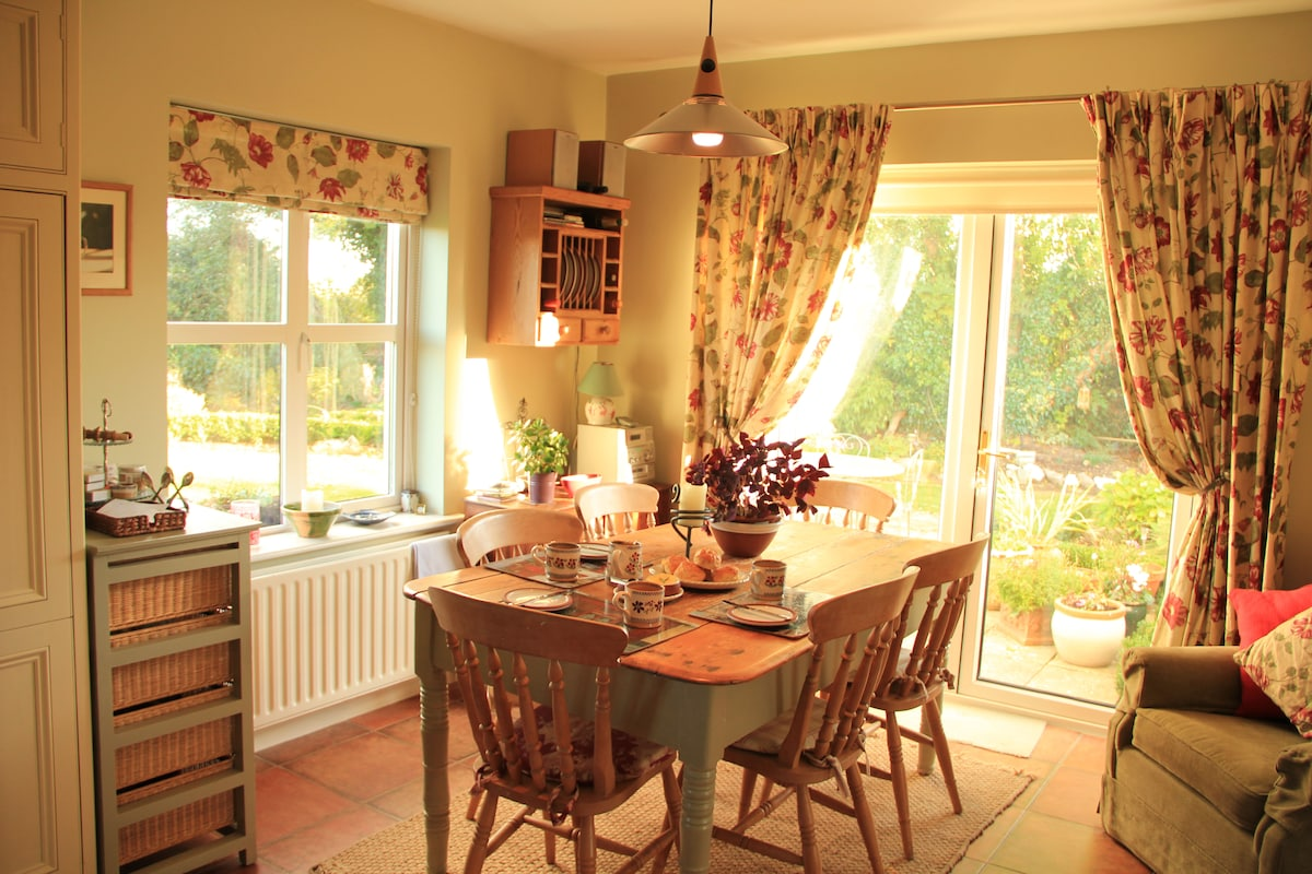 Warm, homely with a great welcome