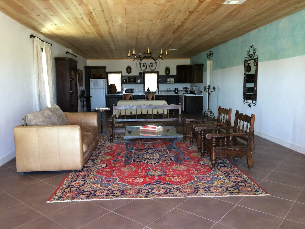 1948 Adobe Church- Home/ 2 bedrooms