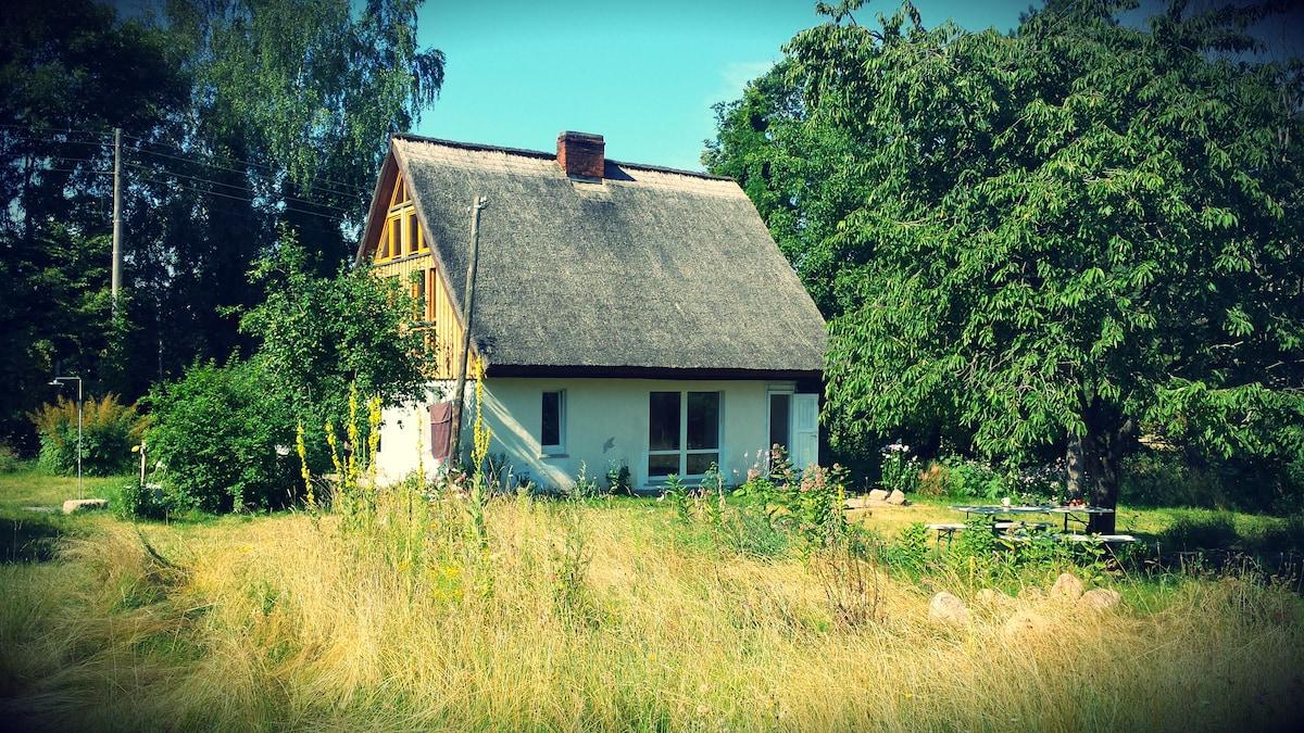 Ferienhaus im Naturschutzgebiet