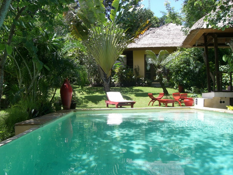 Canggu simple house wz pool garden
