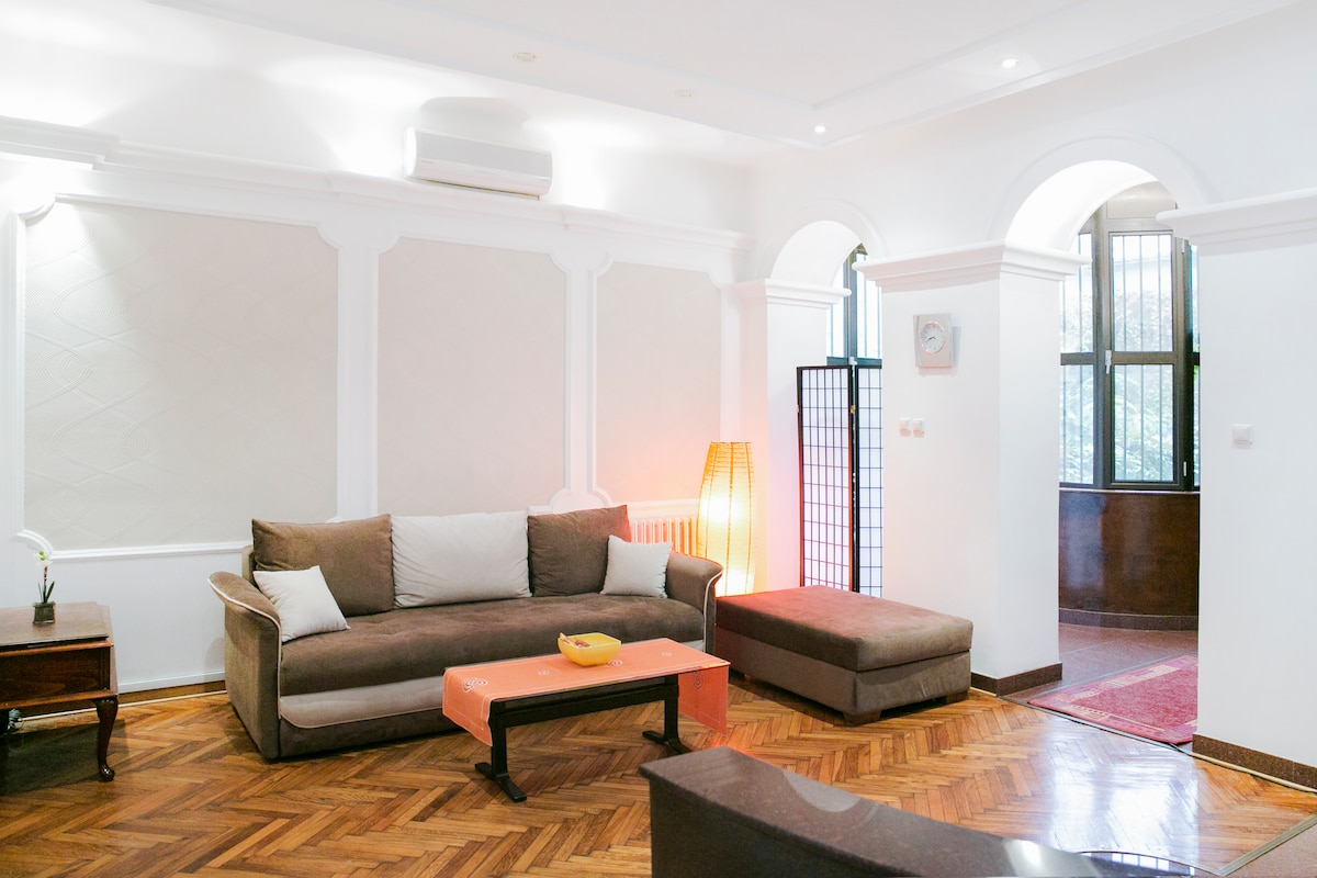 Belgrade Skadarlija apartment