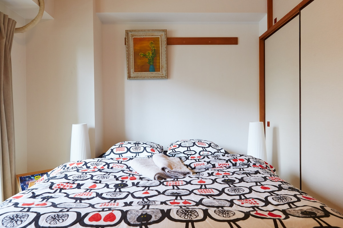 Cozy apartment in Shibuya