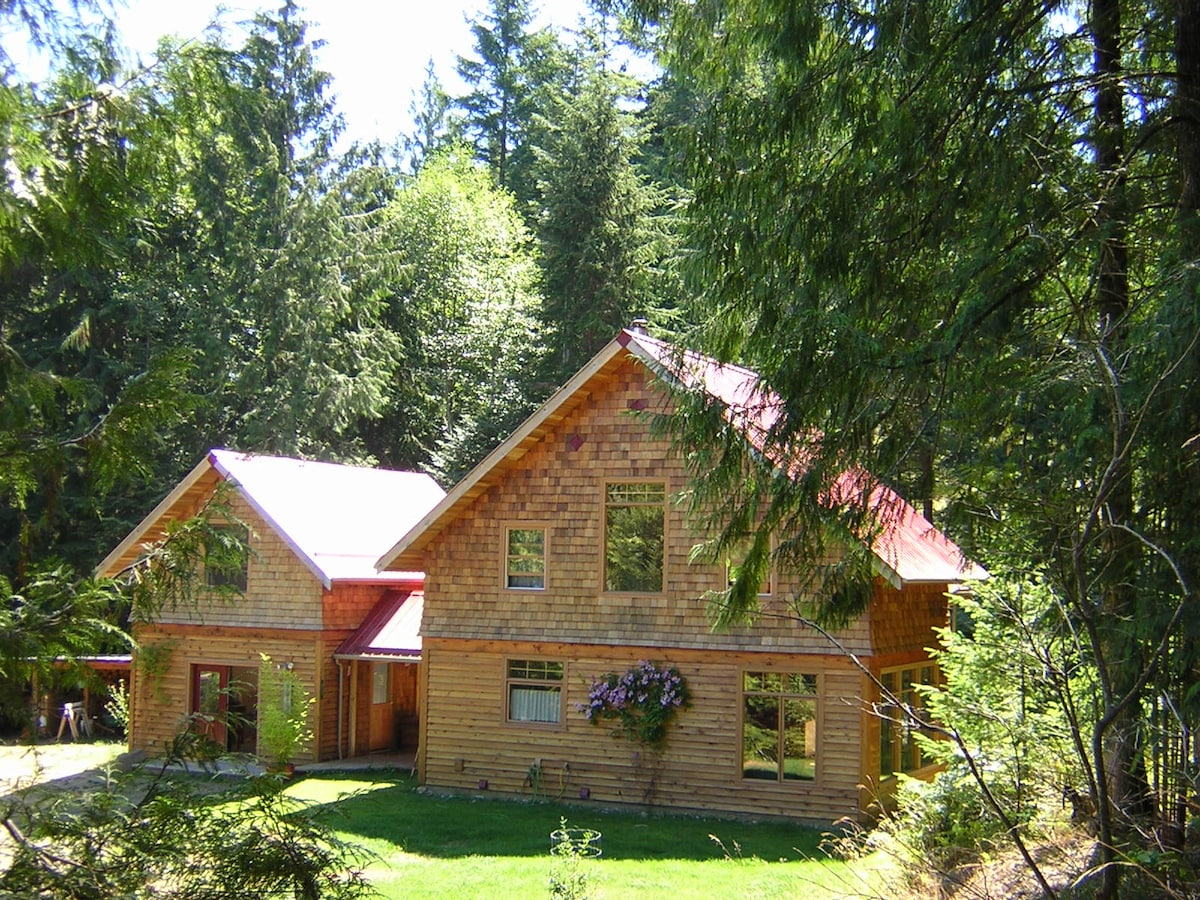 Beautiful, quiet home in the Forest